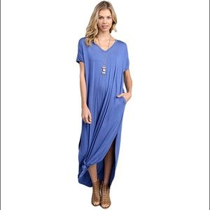 6faaa799a571 Vanilla Bay · Oversized maxi dress.
